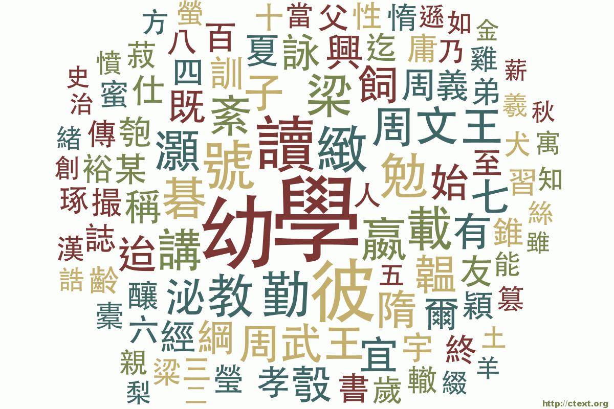 家和万事兴三字经字体设计图纸大全展示